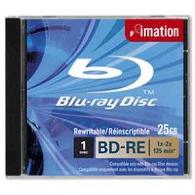 Image of Imation Bluray Disc 25/50 Jewel I19982