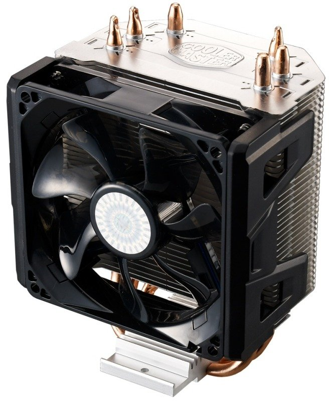 Cooler Master HyperR 103 3 Heatpipes/1x92mm Blue LED Fan CPU Air Cooler