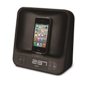 TDK T78841 TAC4525 Dual Charging Alarm Clock Radio Speaker Dock System For iPod & iPhone 3G/3GS/4/4S iPod Touch & Nano