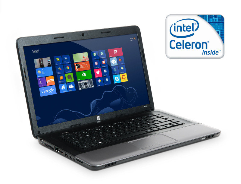 HP 250 G1 Laptop Intel Celeron 1000M 1.8GHz 6GB RAM 750GB HDD 15.6&quot TFT DVDRW Intel HD Bluetooth Webcam Windows 8 64bit
