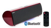 Aves Diamond Wireless Bluetooth Speaker - Red