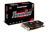 PowerColor TurboDuo R9 280X OC 3GB GDDR5 DVI HDMI Dual Mini DisplayPort PCI-E Graphics card