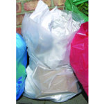 2Work Clearbags On Roll Pk50X5
