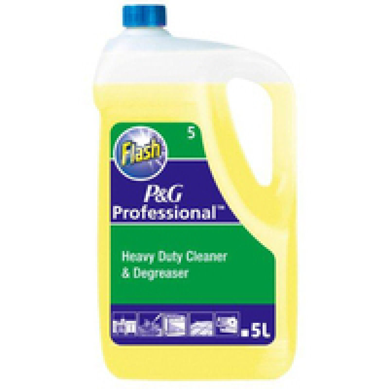 Image of Flash Cleaner Degreaser 5 Litre