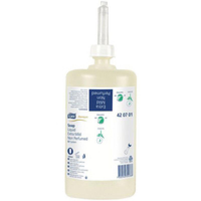 Tork S1 Prem Soap Liquid Extra Mild Pk6