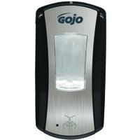 Gojo Ltx-12 Tch Fr Dispenser Chrm/Blk 1919-04