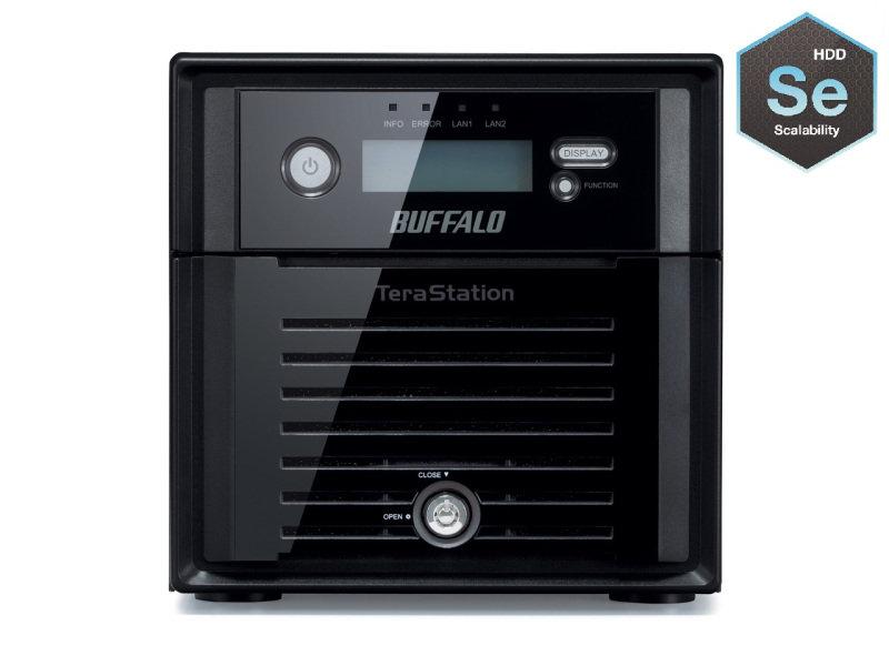 Image of Buffalo 6TB WD SE TeraStation 4200 2 Bay NAS