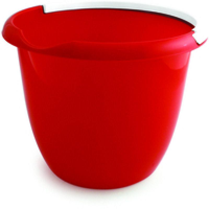 Bentley 10L Bckt P/H Red Vow/Bucket.10R