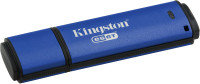 8GB Kingston Vault 256bit Encrypted USB Flash Drive