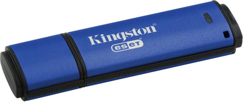 Image of 4GB DTVP30AV, 256bit AES Encrypted USB 3.0 + ESET AV