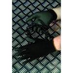 Shield Pu Coated Nylon Glv Sz9 Blk Pk1