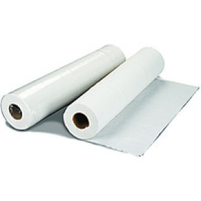 2Work White 2-Ply Hygiene Roll 500mmx40m (Pack of 9)