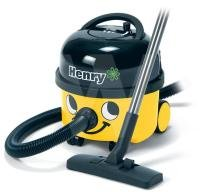 Numatic Henry Yellow Bagged Vacuum Cleaner