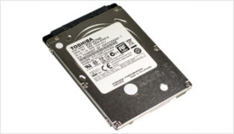 "Toshiba 320GB 2.5"" 7mm SATA Mobile Hard Drive"