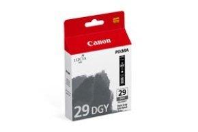 Canon Dark Grey PGI-29DGY Ink Cartridge