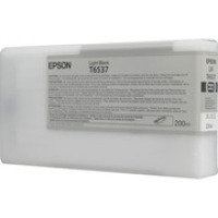 Epson INK CARTRIDGE LIGH BLACK 200ML 4900