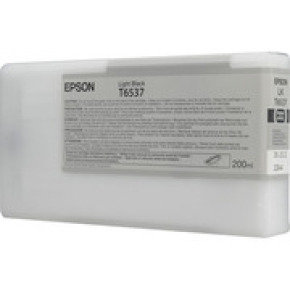 Epson INK CARTRIDGE LIGH BLACK 200ML 4900