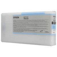 Epson T6535 Light Cyan Ink Cartridge - (C13T653500)