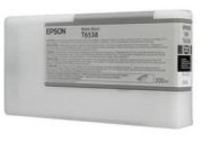 Epson T6538 Matte Black Ink Cartridge - (C13T653800)