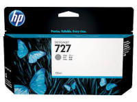 HP 727 130-ml Grey Designjet Ink Cartridge - B3P24A