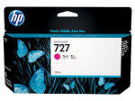 HP 727 Magenta Original Designjet Ink Cartridge - Standard Yield 130ml - B3P20A