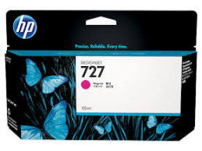 *HP 727 130-ml Magenta Designjet Ink Cartridge - B3P20A