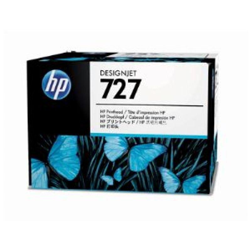 HP 727 Designjet Black Printhead - B3P06A