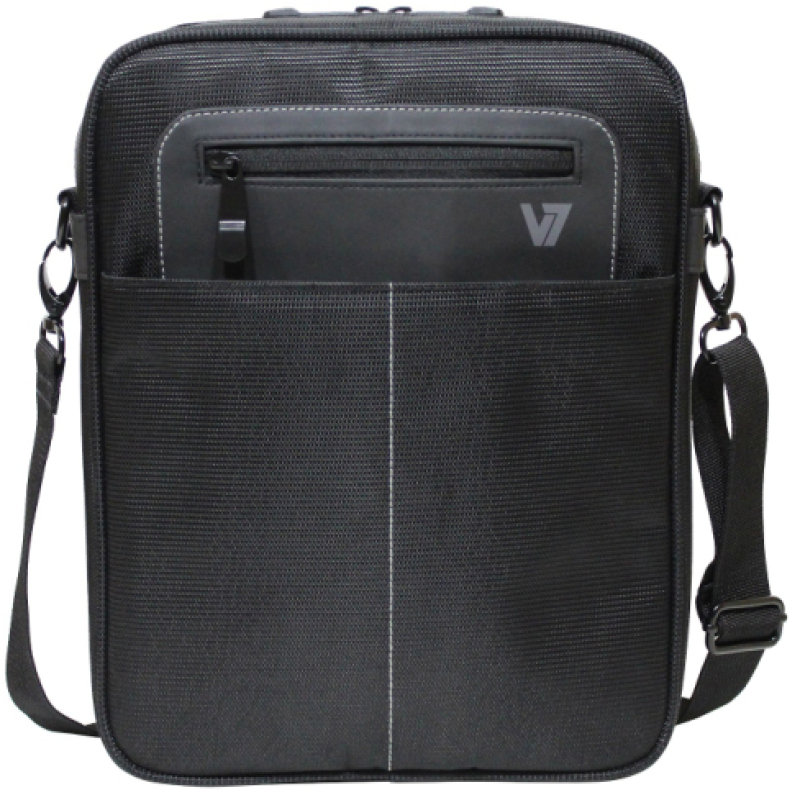 Image of V7 Cityline Vertical Messenger - Stainresist Bag Ipad/10.1 Tablet