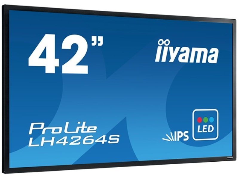 "Iiyama Prolite LH4264S-B1 42"" LED HDMI Monitor"