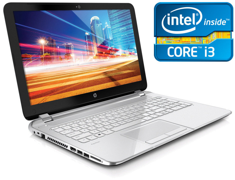 HP Pavilion 15N034sa Laptop Intel Core i33217U 1.8GHz 8GB RAM 1TB HDD 15.6&quot TFT DVDRW Intel HD Webcam Windows 8 64bit
