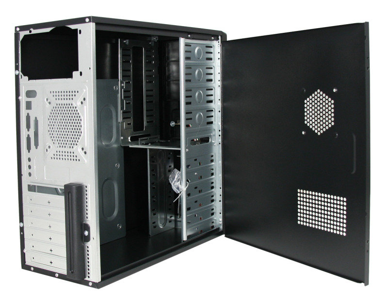 CiT 2206 Black No PSU