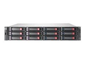 HPE Modular Smart Array 2040 SAS Dual Controller LFF Storage