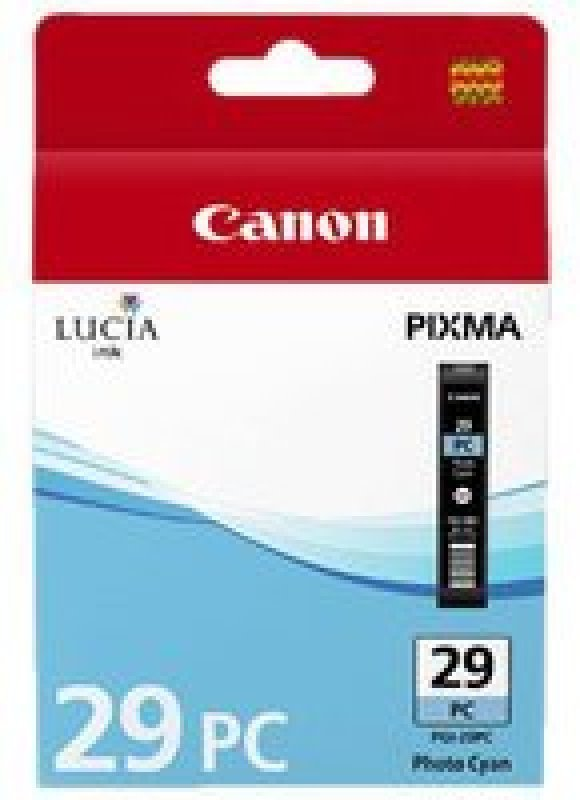 Canon Pgi-29 Photo Ink Tank Cyan