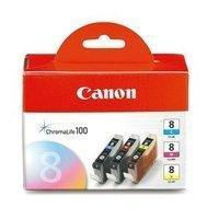 Canon Cli-8 Multipack Cmy 0621b029aa