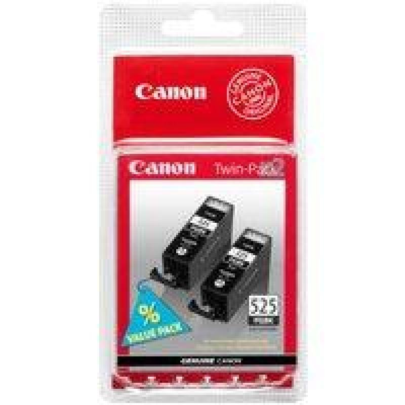 Compare retail prices of **Canon Pgi-525 Ijt Cart 2x Blk 4529b010 to get the best deal online