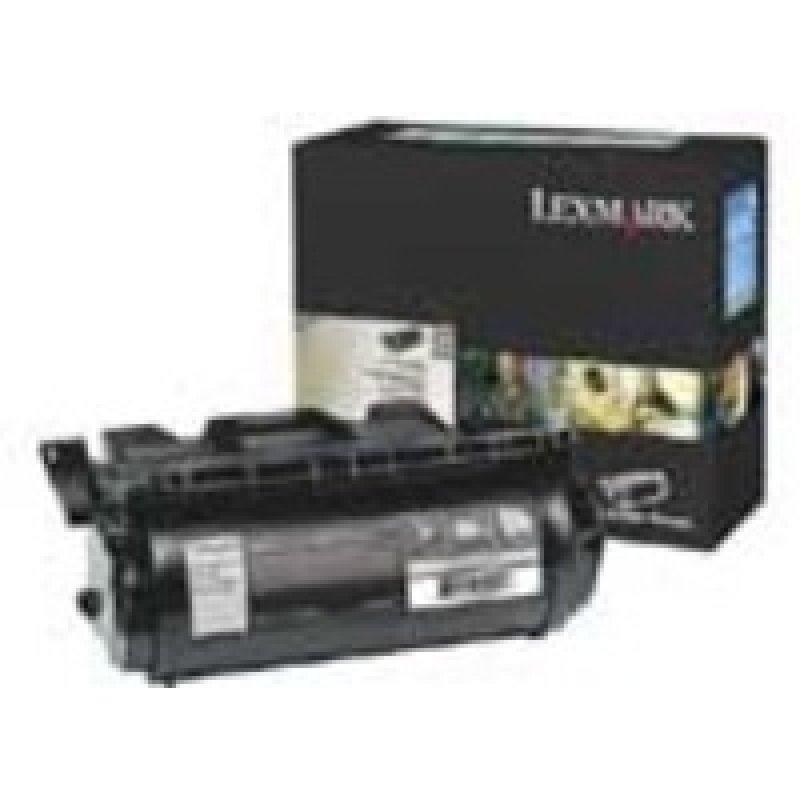 Lexmark T640/642/644 Return Programme Laser Toner High Yield Black