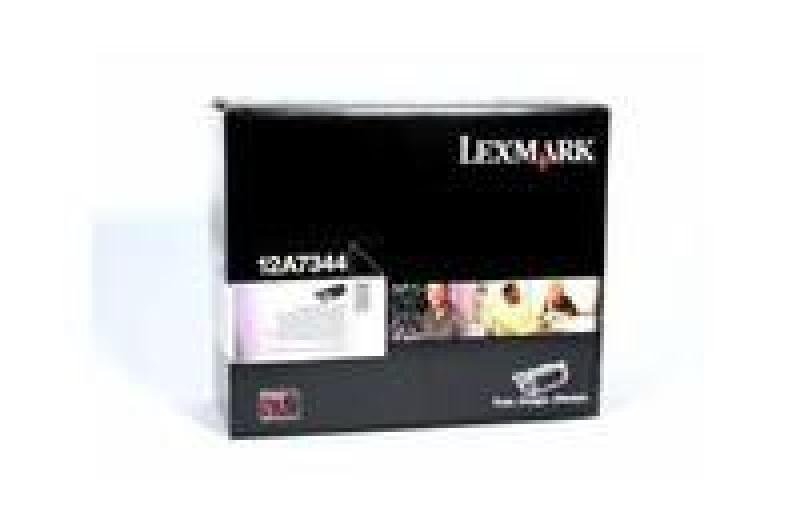 Lexmark T520/t522 Hy Ret Prog Cart Black