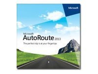 Microsoft AutoRoute Euro 2013 Win32- Electronic Download