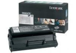 Lexmark E320/e322 Hy Retrn Corp Cart Blk