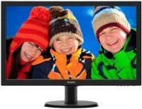 "Philips 233V5LHAB 23"" LED HDMI Monitor"