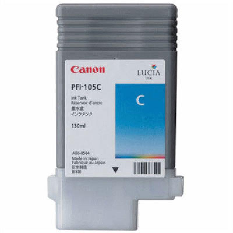 Canon PFI106C Cyan Ink 130ML