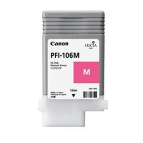 Canon PFI-106C Photo Cyan Ink 130ml