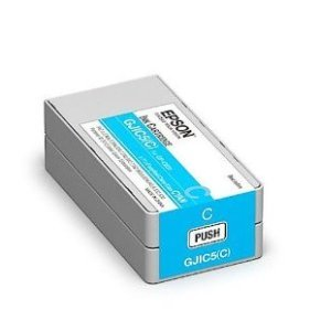 Epson CJIC5 Cyan Ink cartridge for GP-C831 ColorWorks Printer