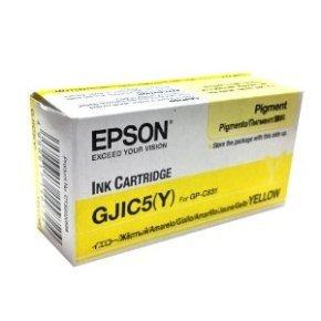 Epson GJIC5(Y) Yellow Print Cartridge