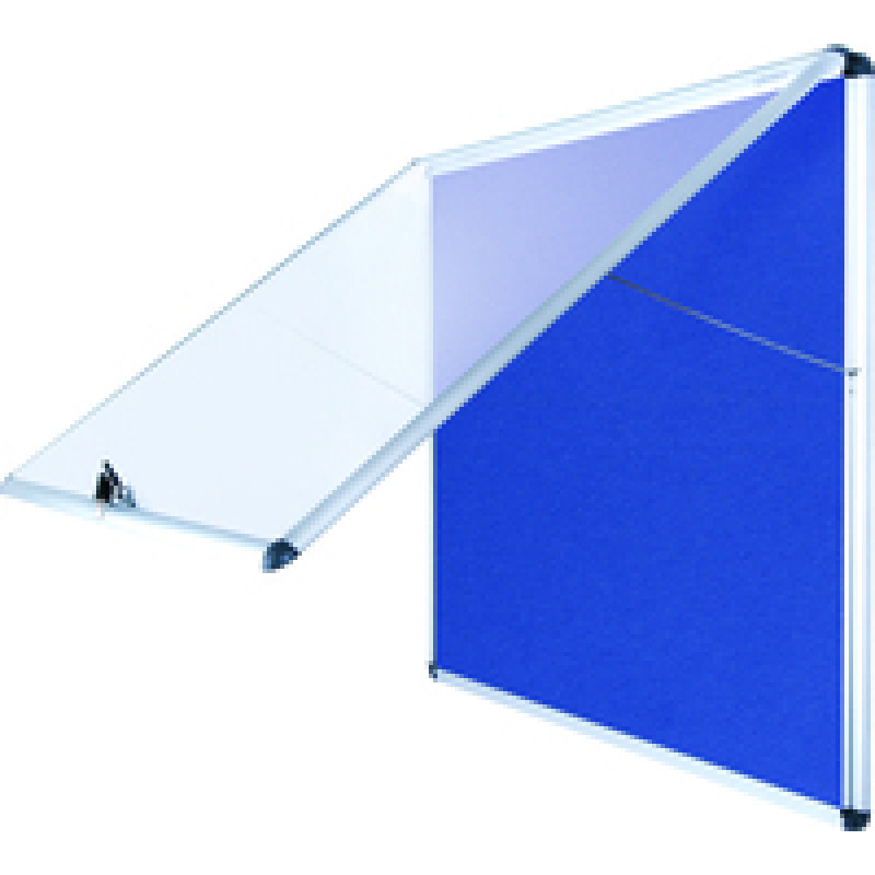 Bioffice Fire Retardant Blue Disp Case