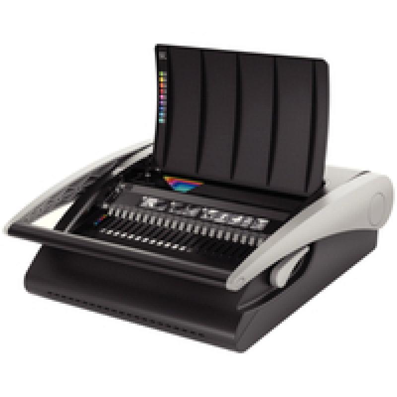 Gbc Combbind Binding Machine 210 Black 4401846 Pk1