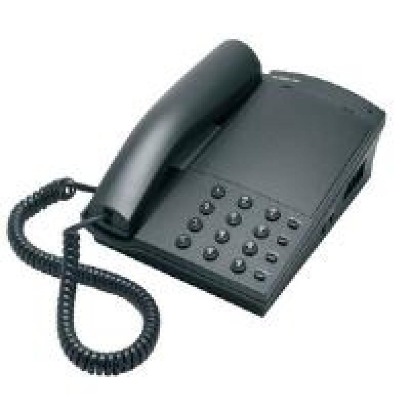 ATL Berkshire 100 Analogue Telephone - Dark Grey