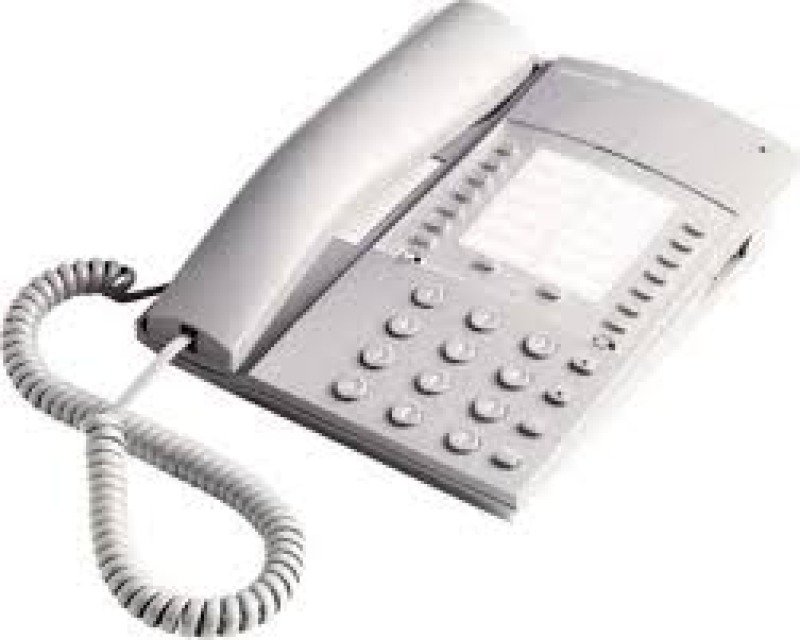 Image of ATL Telecom Berkshire 400 Analogue Telephone (Light Grey)