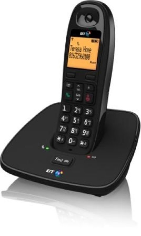 Image of Bt 1000 Single Dect Phone