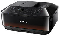 Canon MX725 Premium 5-ink All-In-One Printer with FREE Paper